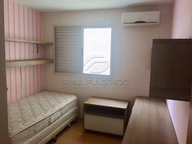 Apartamento com mobilia Área Útil 130m² 2 vagas de garagem Gleba Palhano - Foto 13