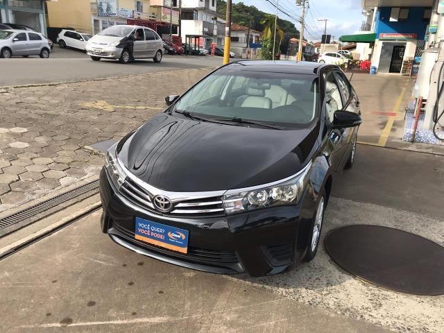 Corolla 1.8 GLI Upper Automático 2017 - Foto 4