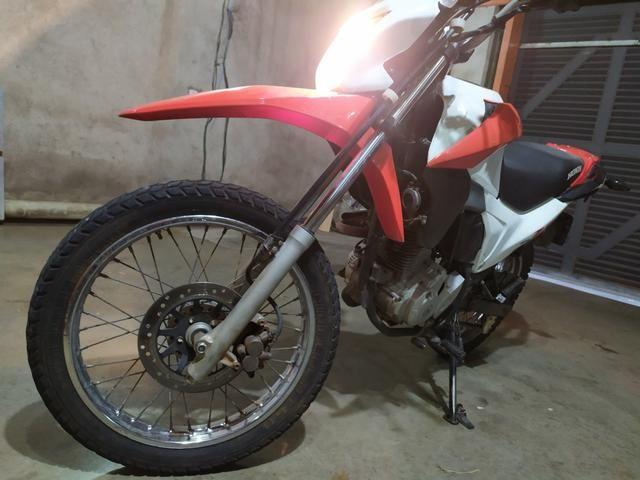 Vendo Honda Bros 160 - Foto 3