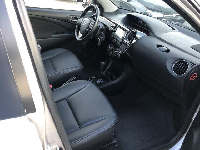 Etios sedan xls automático 2017 - Foto 9