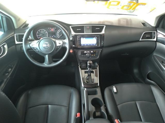 Somente hoje!!! Nissan Sentra SV 2.0 FlexStart Autom. 2019. IPVA 2020 GRÁTIS - Foto 6