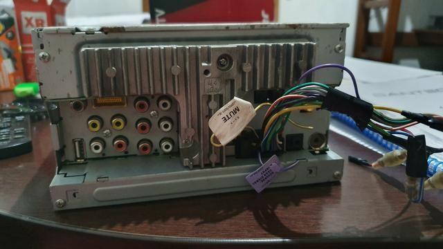 Kit multimídia dvd Pioneer AVH X5780TV - Foto 4
