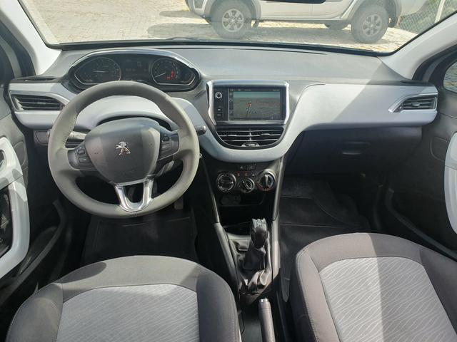 Peugeot 208 1.5 2015 active pack extra aceito troca - Foto 8