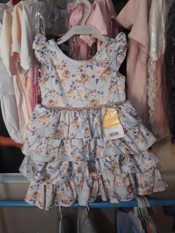 Vendo lotes de roupas infantis com 150 peças - Foto 4
