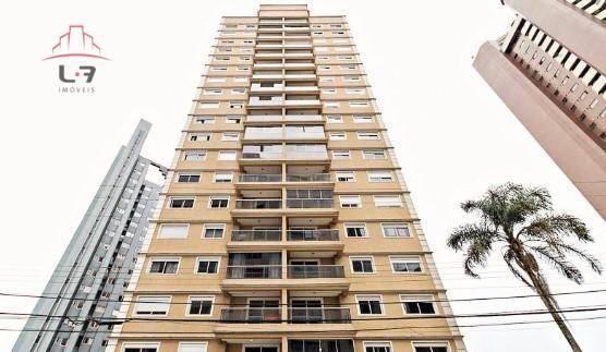 Apartamento com 3 dormitórios à venda, 107 m² por R$ 585.000,00 - Juvevê - Curitiba/PR