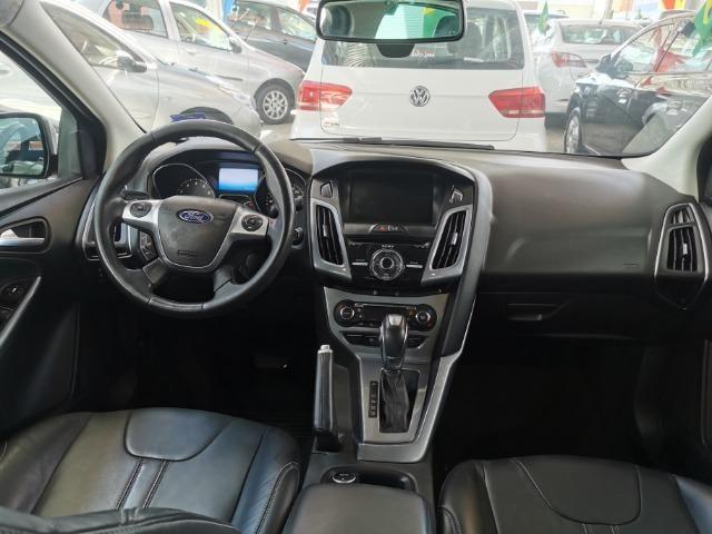 Ford Focus Titanium Plus C/Teto 2015 - Foto 5