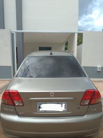 Honda Civic 2004 1.7 - Foto 4