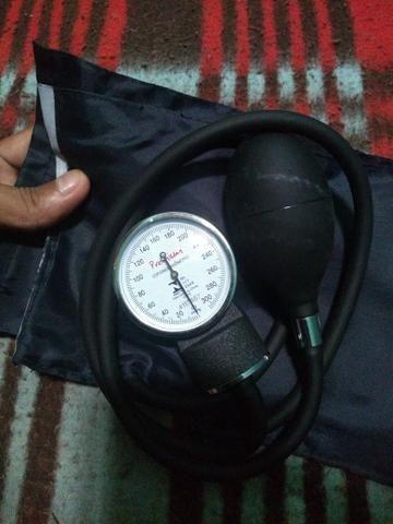 Estetoscópio e Medidor de Pressão Arterial - Foto 3