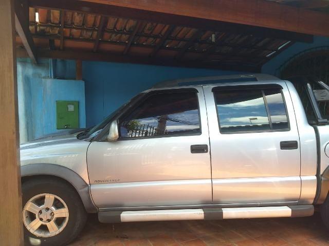 Chevrolet S10 Advantage Cabine Dupla - Foto 11