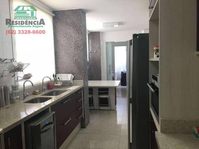 Apartamento com 4 dormitórios à venda, 173 m² por R$ 900.000 - Jundiaí - Anápolis/GO - Foto 5