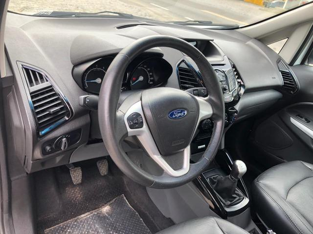 Ecosport Freestyle 1.6 (Flex) 2016,Carro Top! Atenção Emplacado 2020!!! - Foto 8