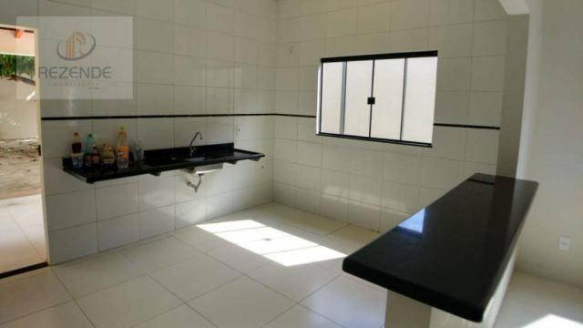 Casa com 2 dormitórios à venda, 137 m² por R$ 240.000 - Plano Diretor Sul - Palmas/TO - Foto 2