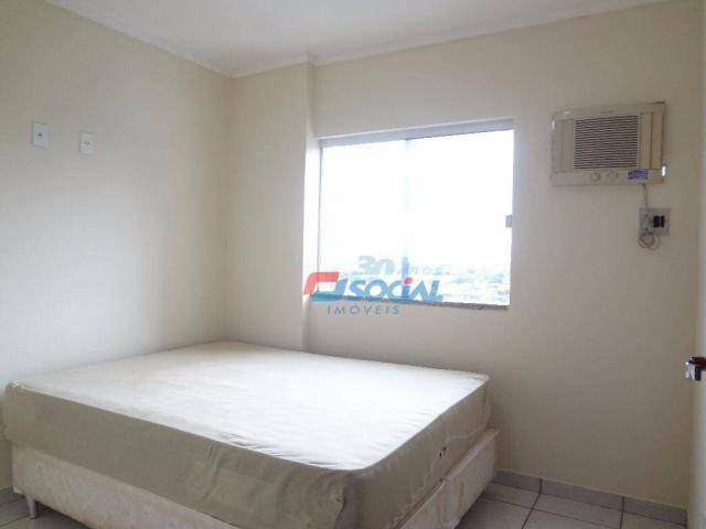 Apartamento mobiliado para locação, cond. porto velho residence service - aptº 1103 - noss - Foto 12