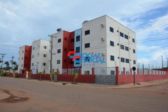 Condomínio Residencial RK com 02 dormitórios, bairro Industrial - Foto 2
