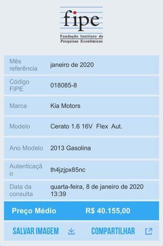 Cerato 1.6 aut 2013 $37.500,00 - Foto 14