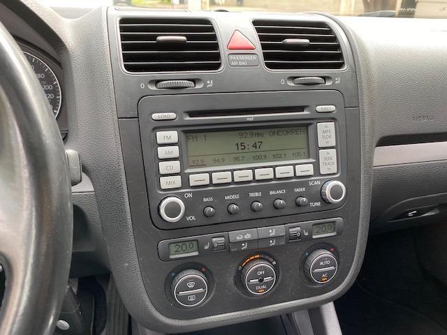 VW Jetta 2.5 automatico / Tiptronic 2008 + Teto solar - Particular - Foto 13