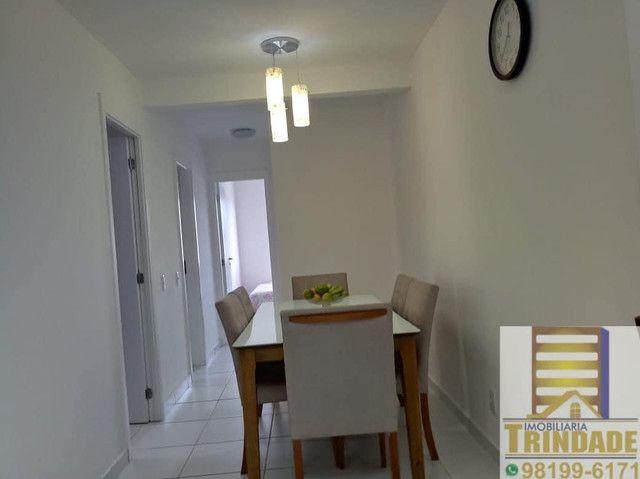 Apartamento No Varandas / 78m / Nascente / 3 Quartos / Calhau