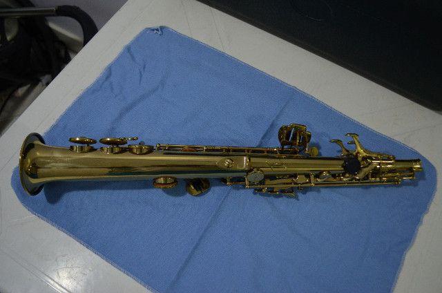 Sax Soprano Fontai Music ( Novinho ) - Foto 5