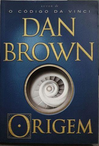 Coleção Dan Brown - Origem, O Símbolo Perdido e Inferno