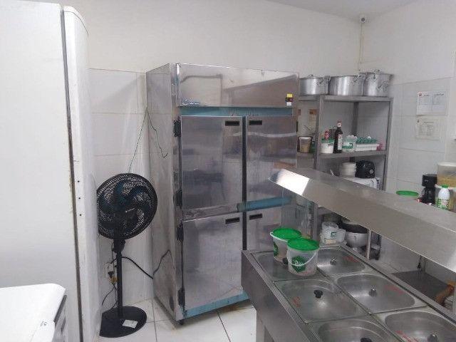 Restaurante - Vendo loja completa - Foto 7