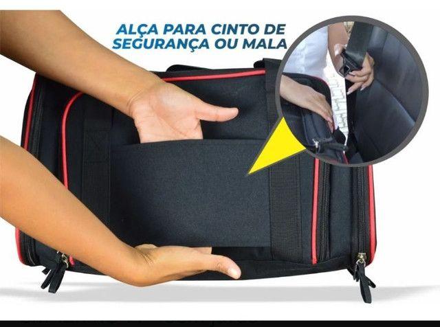 BOLSA DE TRANSPORTE EXPANSIVA PARA CÃES - Foto 5
