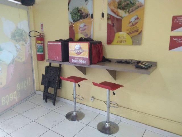 Restaurante - Vendo loja completa - Foto 2