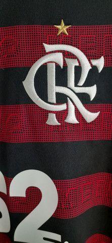 Camisa Flamengo 2019 - Foto 3