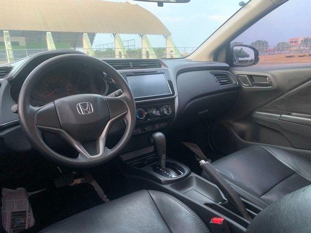 HONDA CITY Sedan LX 1.5 Flex 16V 4p Aut. - Foto 11