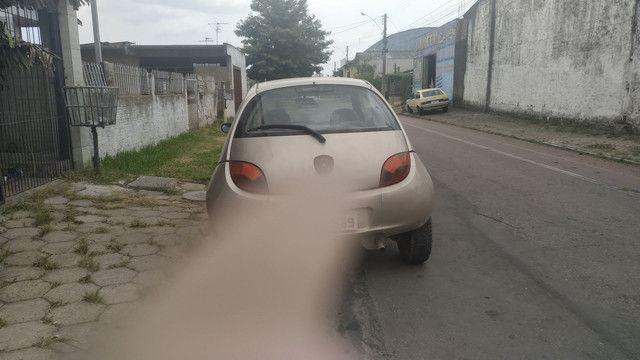 Ford ka ano 2000 c/ar condicionado - Foto 2