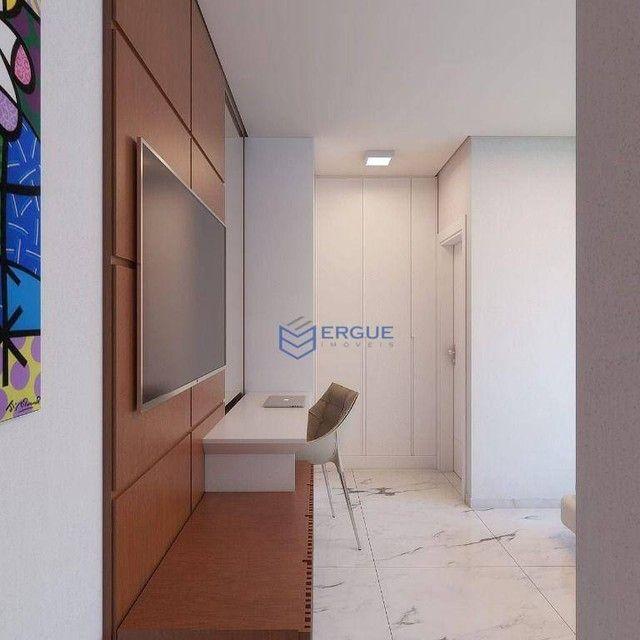 Casa com 3 dormitórios à venda, 132 m² por R$ 469.000,00 - Coité - Eusébio/CE - Foto 9