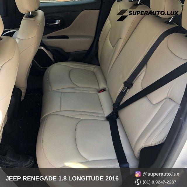 Jeep Renegade 1.8 Longitude 2016 - Foto 5