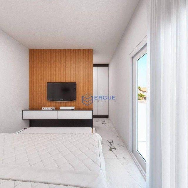 Casa com 3 dormitórios à venda, 132 m² por R$ 469.000,00 - Coité - Eusébio/CE - Foto 14