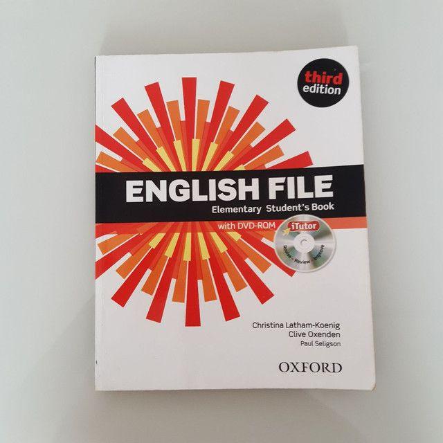 English File Livro com CD