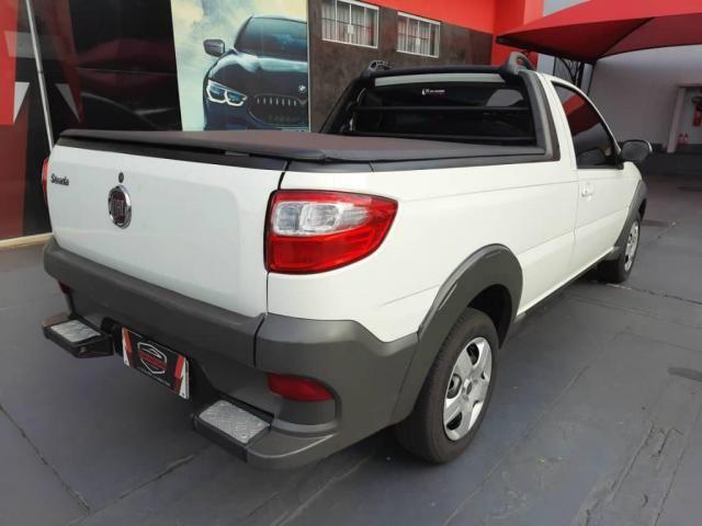 Fiat Strada WORKING 1.4 HARD 2018 - Foto 3