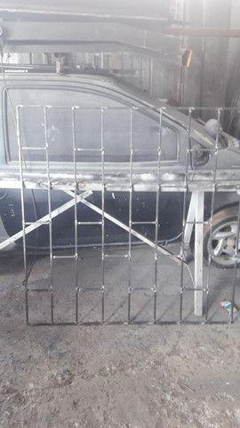 P.S Serralheria grades portão basculante portões em geral  - Foto 4