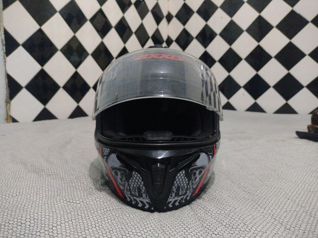 Capacete Axxis  - Foto 2