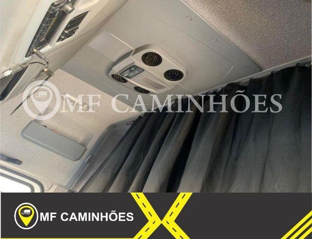 Mercedes-benz Axor 2644 6x4 2019 Teto Alto seminovo - Foto 7