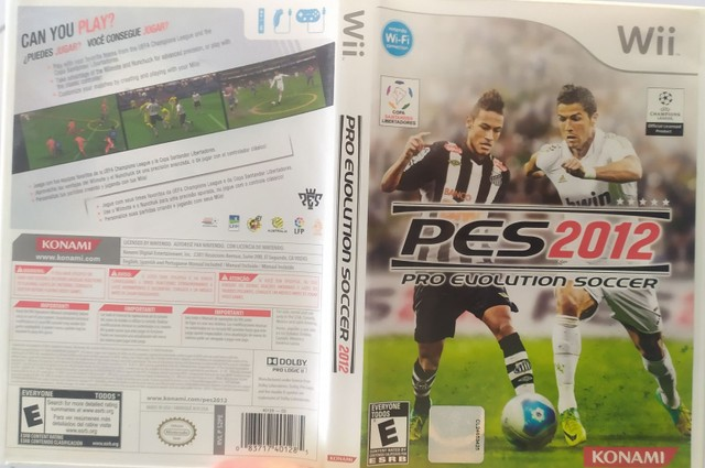 PES Original 2012 Pro Evolution Soccer para Nintendo Wii - Foto 2