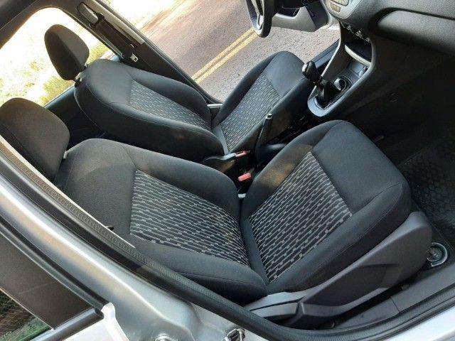 Ka SE 1.0 Hatch 2020 prata - Foto 16
