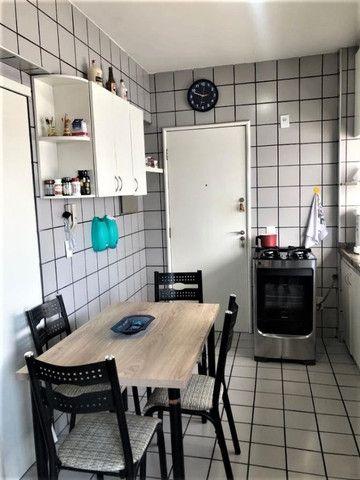 Apartamento maravilhoso na Aldeota de frente ao rest. nova casa - Foto 11