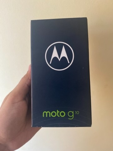 Motorola 1100 - Moto G 10 / 64 GB - Foto 2