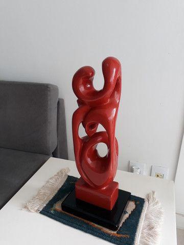 Escultura Sofisticada em Ceramica - Foto 3