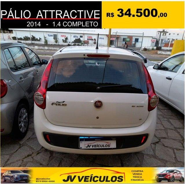 Palio attractive 1.4 completo (2014 economy) - Foto 5