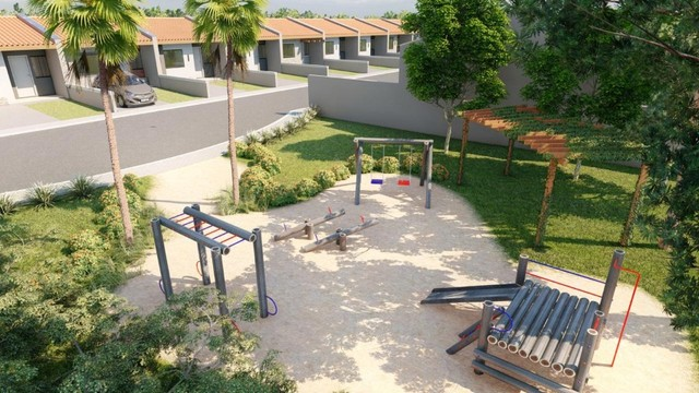Condomínio Green Residence - Ponta Grossa - Foto 3