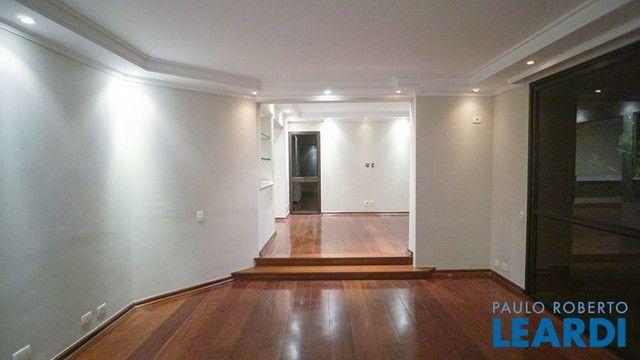 Apartamento para alugar com 4 dormitórios em Jardim paulistano, São paulo cod:610260 - Foto 5