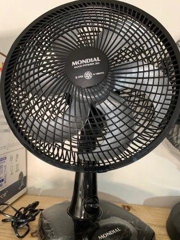 Ventilador Mondial 6 Pás 30 Centímetros 220volts (novo)