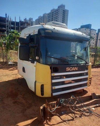 Cabine Scania  - Foto 6