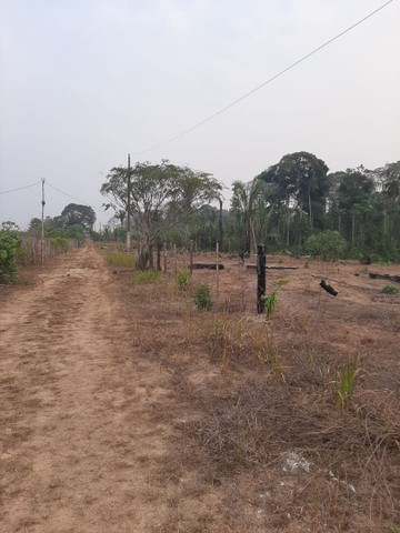 Vendo terreno no km 18 sentido Humaitá 45000 mil aceito proposta  - Foto 2