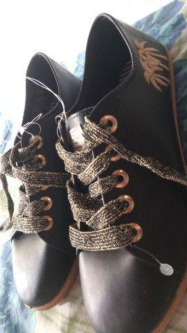 Sapato moleca novo N°37 - Foto 3