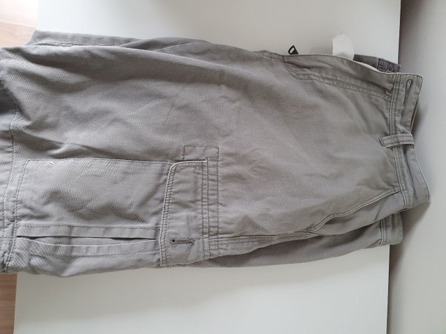 Bermuda cinza siberian tamanho 40 - Foto 2